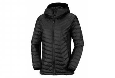 Hybrid Jacket Columbia Powder Pass Black Women