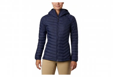 Hybrid Jacket Columbia Powder Pass Blue Women