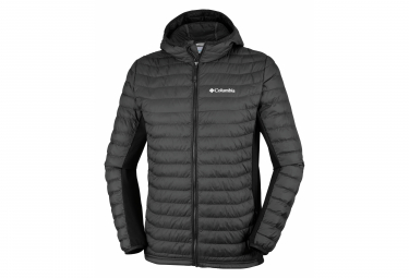 Hybrid Jacket Columbia Powder Pass Black Men
