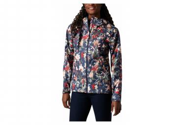 Waterproof Jacket Columbia Inner Limits II Blue Women