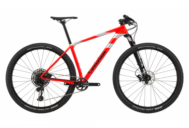Comprar MTB Semi Rígida Cannondale F-Si Carbon 3 29'' Rouge / Argent 2020