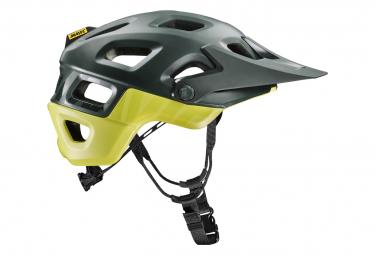 Mavic Deemax Pro MIPS MTB Helmet Black / Green
