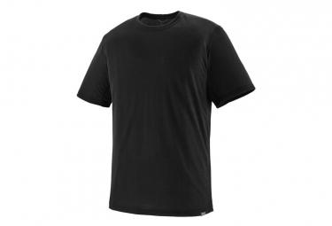 T-Shirt manches courtes Patagonia Capilene Cool Trail Noir Homme