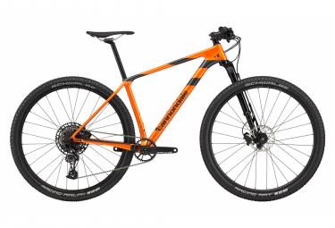 Comprar MTB Semi Rígida Cannondale F-Si Carbon 4 29'' Orange / Noir 2020