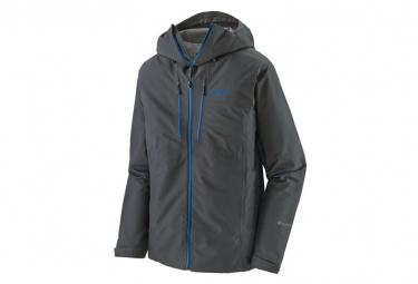 Waterproof Jacket Patagonia Triolet GTX Blue Men