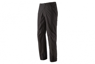 Pantalon Patagonia Calcite Gtx Negro Hombres L
