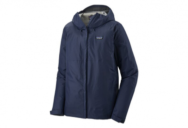 Chaqueta Impermeable Patagonia Torrentshell 3L Azul Hombres
