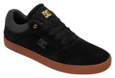 Dc shoes crisis zapatos negros   grises 44