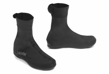 LeBram Thermo Black Winter Shoe Covers