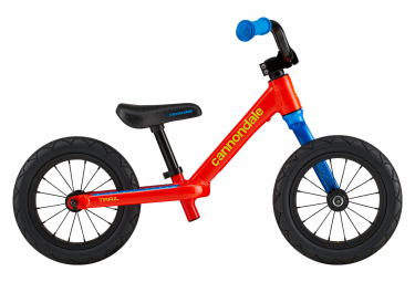 Image of Draisienne cannondale 12 kids trail balance acid red