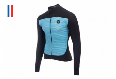 LeBram Grand Colombier Blue Long Sleeve Jersey
