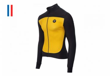 LeBram Grand Colombier Long Sleeve Jersey Yellow Fit Cup