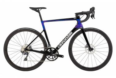 Cannondale SuperSix EVO Hi-MOD Disc Ultegra Road Bike Shimano Ultegra 11S 700 mm Team Replica Black 2020