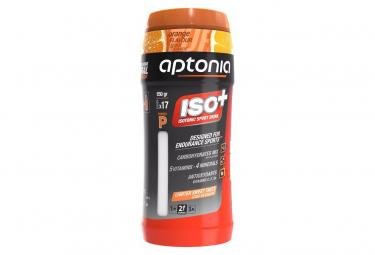 Boisson énergétique Aptonia Iso+ Powder Orange 650g