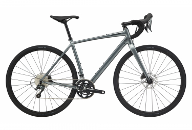Bicicleta Cannondale Topstone Tiagra Gravel Shimano Tiagra 10S 700 mm Gris 2020