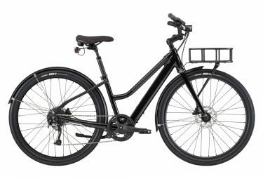 Bicicleta Ciudad Mujer Cannondale Treadwell Neo EQ Remixte Noir