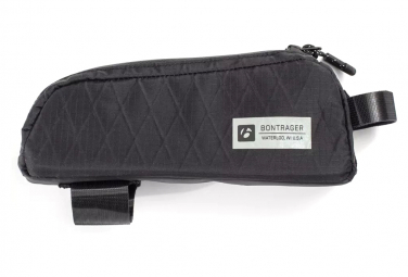 Bontrager Adventure Top Tube Bag 1.2L Black