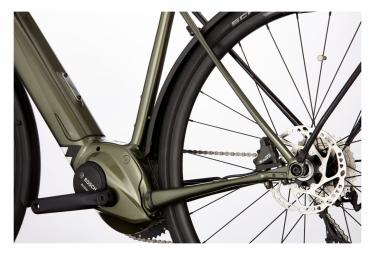 Gravel Bike Électrique Cannondale Synapse Neo EQ Shimano Tiagra 10V 500 Wh 700 mm Vert Mantis