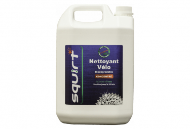 SQUIRT Bio-Bike Concentrate Cleaner 5L