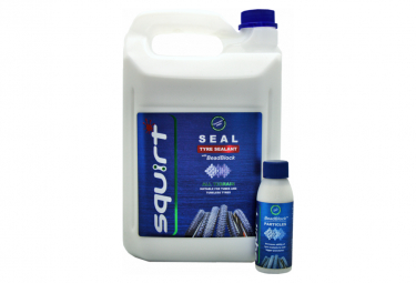 SQUIRT Seal Canister Vented 5L