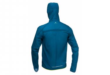 Veste coupe-vent Raidlight Activ Windproof Bleu Homme