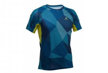 Short Sleeves Jersey Raidlight Technical Blue Men