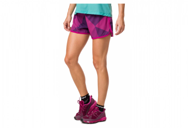 Short Raidlight Activ Run Purple Women