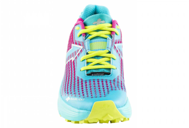 Chaussures de Trail Femme Raidlight Ultra Bleu / Rose