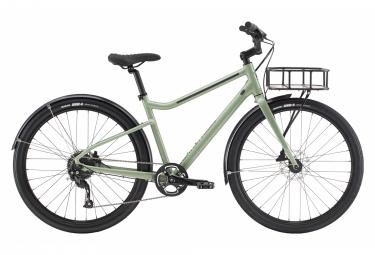 Bicicleta Ciudad Cannondale Treadwell EQ Remixte 27.5'' Vert