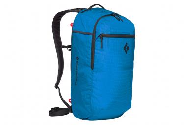 Black Diamond Trail Zip 18 Unisex Blue Backpack