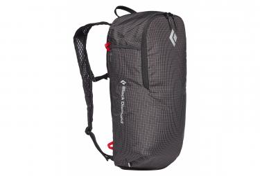 Black Diamond Trail Zip 14 Unisex Backpack Black