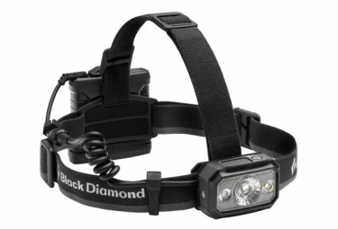 Black Diamond Icon 700 Gray Headlamp
