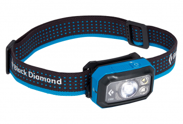 Black Diamond Storm 400 Blue Headlamp