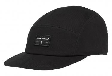 Black Diamond Camper Cap Black Cap