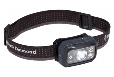 Black Diamond Storm 400 Gray Headlamp