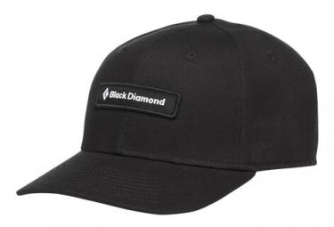 Casquette Black Diamond Black Label Hat Noir