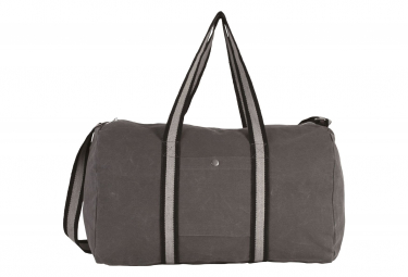 Kimood Sac de voyage fourre-tout en toile - KI0639 - gris