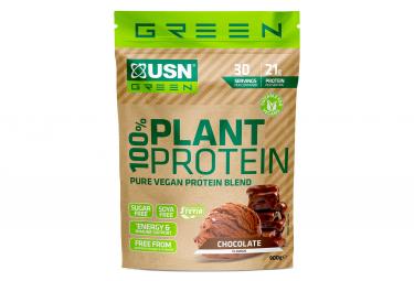 Image of Proteines 100 plant chocolat 900g