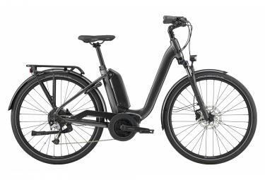 Vélo de Ville Électrique Cannondale Mavaro Neo City 4 Shimano Acera 9V 400 Gris 2020