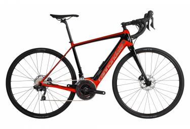 Vélo de Route Électrique Cannondale Synapse Neo 2 105 Shimano 105 11V 2019 Rouge / Noir