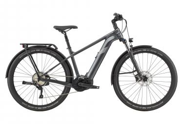 Cannondale Tesoro Neo X 2 Hybrid Bike Gris