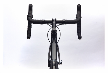 Bicicleta eléctrica de carretera Cannondale SuperSix EVO Neo 3 Shimano 105 11S 250 Wh 700 mm Black Pearl