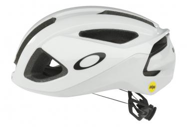 Casque Aero Oakley ARO3 Mips Blanc