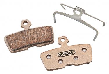 Elvedes pastiglie dei freni in metallo per il nuovo codice Avid 2011