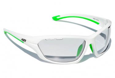 AZR KROMIC RACE Glasses White Varnished / ECR Colorless Photochromic