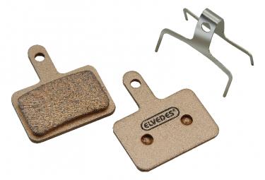 Paar Shimano Elvedes Metallbremsbeläge M375 M415 M495 M515