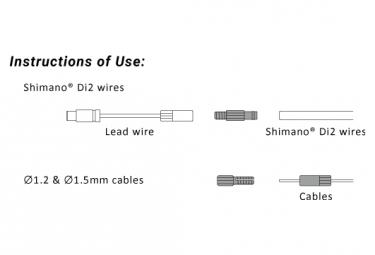 Birzman Internal cable routing kit