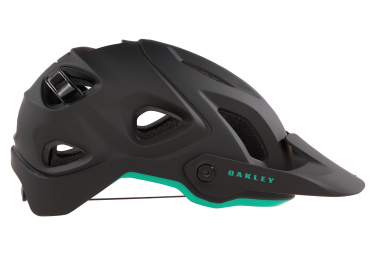 Casco MTB Oakley DRT 5 Mips nero / verde