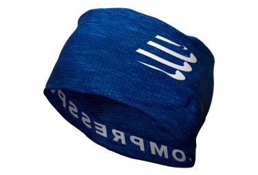 Tour de Cou Compressport 3D Thermo UltraLight Bleu