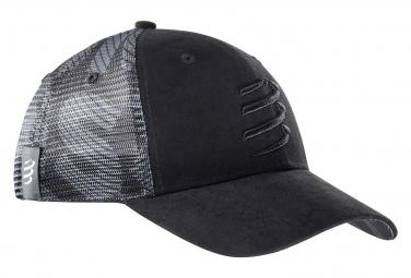 Casquette Compressport Trucker Cap Black Edition 2020 Noir